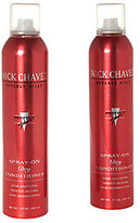 Nick Chavez Spray-on Dry Conditioner Duo