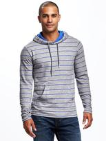 Old Navy Soft-Washed Striped Hoodie for Men