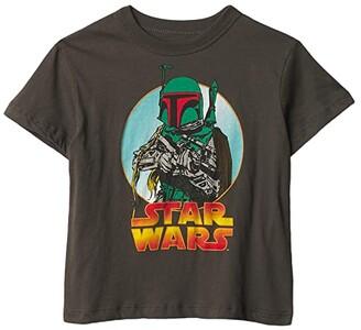 Chaser Cotton Jersey Short Sleeve Crew Neck T-Shirt (Toddler/Little Kids) (Safari) Boy's Clothing