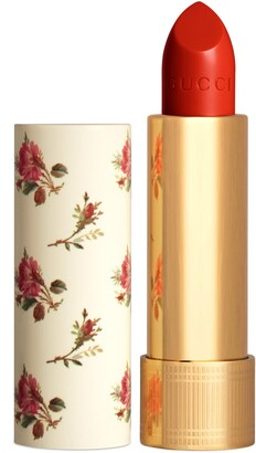 Gucci 500 Odalie Red, Rouge a Levres Voile Lipstick