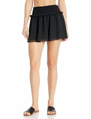 Ramy Brook Women's ESME Mini Skirt