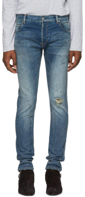 94f0b6de Balmain Jeans For Men - ShopStyle Canada