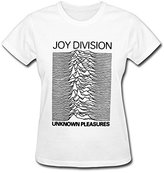 Impact Juniors Joy Division Unknown Pleasures T-Shirt