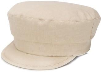 Ann Demeulemeester curved brim fisherman hat