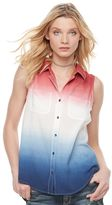 Rock & Republic Women's Dip-Dye Tank