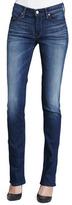 Modern Straight-Leg Jeans