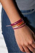 Leather Bracelets Set of 3