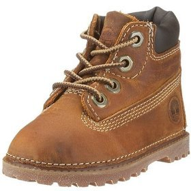 """Timberland Infant/Toddler Authentic 6"""" Boot"""