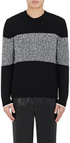 Rag & Bone Men's Roscoe Cotton-Blend Sweater-Black