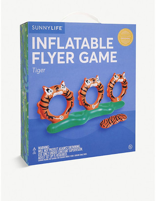 Sunnylife Tiger Inflatable Flyer Game