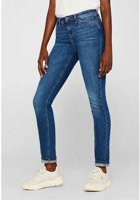 "Esprit Organic Cotton Slim Jeans, Length 32"""