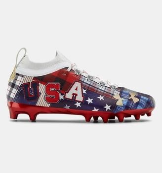 Under Armour Men's UA Spotlight Lux LE Americana Football Cleats