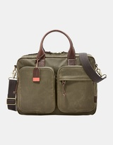Fossil Defender Green Workbag