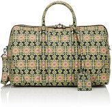 Givenchy MEN'S L.C. SMALL DUFFEL BAG-GREEN
