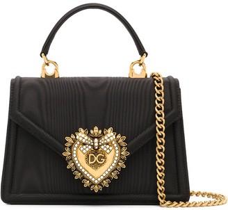 Dolce & Gabbana Devotion mini crossbody bag
