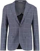 Selected SHDONE DEVON Suit jacket medium blue melange