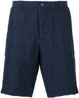 HUGO BOSS classic chino shorts - men - Cotton/Linen/Flax - 48