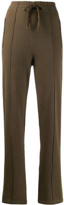 Etoile Isabel Marant Docia stripe detail track pants