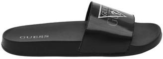 GUESS Samosa Slide Flat Sandal