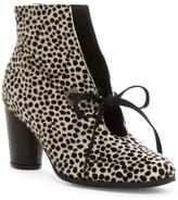 Arche Klein Genuine Calf Hair Lace Boot