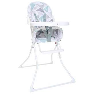 My Child MyChild Pepper Folding Highchair, Geo Grey