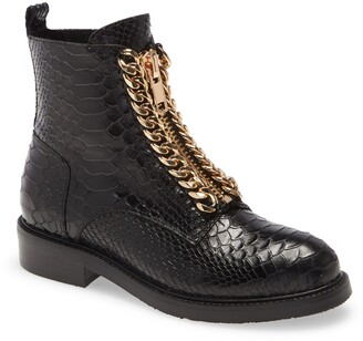 Jeffrey Campbell Damon Chain Boot