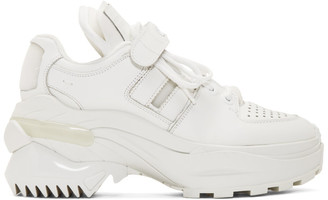 Maison Margiela White Retro Sneakers