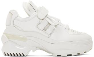 Maison Margiela White Retro Sneakers