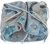 Carlos Falchi Mini Butterfly Crossbody Bag