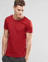 BOSS ORANGE By Hugo Boss T-Shirt With Crew Neck In Red