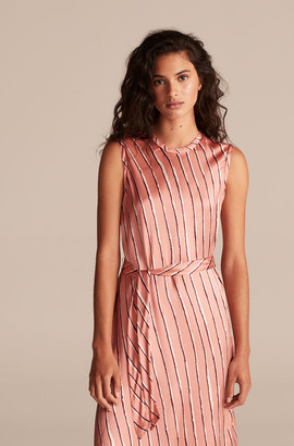 Rebecca Taylor Sophie Stripe Dress