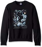 Star Wars Unisex-Adults Men's Galaxy Of Graphic T-Shirt