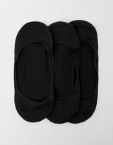 Polo Ralph Lauren 3-Pack No-Show Liner Socks