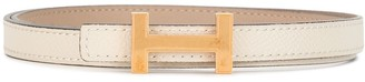 Hermes pre-owned mini Constance reversible belt