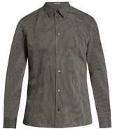 Bottega Veneta Pinstriped Button-down Shirt