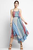 Plenty by Tracy Reese Patchwork Maxi Dress