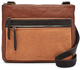 Fossil Corey Color Block Large Cross-Body Bag