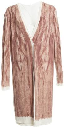 Maison Margiela Pour H&M Pour H&m Brown Silk Dresses