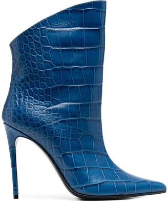 Giuliano Galiano Stivaletti Elise pointed boots