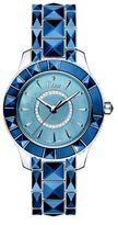 Christian Dior Christal Diamond, Sapphire Crystal & Stainless Steel Bracelet Watch