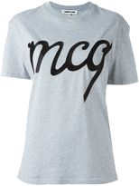 McQ by Alexander McQueen embroidered logo T-shirt