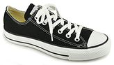 Converse Women's - Chuck Taylor Lace - Black Canvas Sneaker