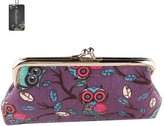 Donalworld Women Lovely Style Lady Wallet Hasp Owl Purse Clutch Bag Coin Case Pouch