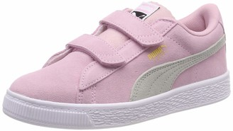Puma Unisex Kid's Suede Classic V PS Low-Top Sneakers