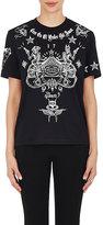 Givenchy Women's Tattoo-Print Jersey T-Shirt