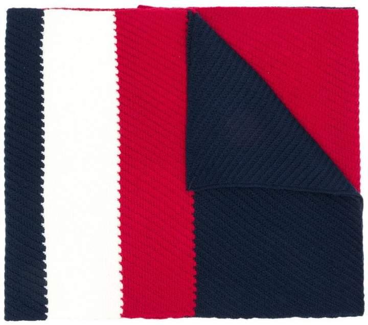 Tommy Hilfiger x Lewis Hamilton ribbed scarf