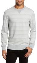 Billy Reid Men's Striped Crewneck Sweater