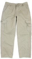 Wrangler Men's Loose Fit Twill Cargo Pants