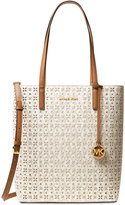 MICHAEL Michael Kors Hayley Large North South Top Zip Tote