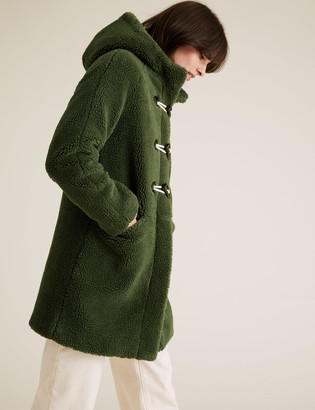 Marks and Spencer Teddy Duffle Coat